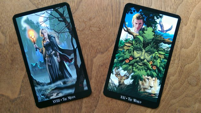 Witches Tarot by Ellen Dugan and Mark Evans